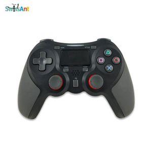MANETTE JEUX VIDÉO SWISSANT® Manette sans Fil Compatible avec PS4 Con
