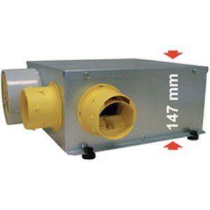 Vmc Simple Flux Autoréglable Compact Extra Plat Achat