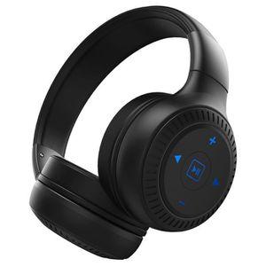 CASQUE AVEC MICROPHONE ZEALOT Casque Bluetooth 4.1 Oreillette Sans Fil Éc