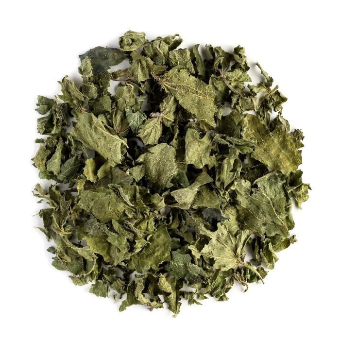 Infusion Feuilles D'ortie Bio Tisane - Infusion Ortie Biologique - Urtica Dioica 100g