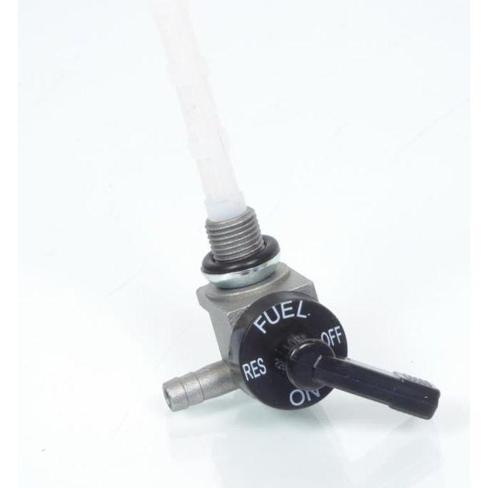 Robinet de réservoir à essence Générique Mobylette MBK 50 51 noir M10 P100 - AV10 Neuf