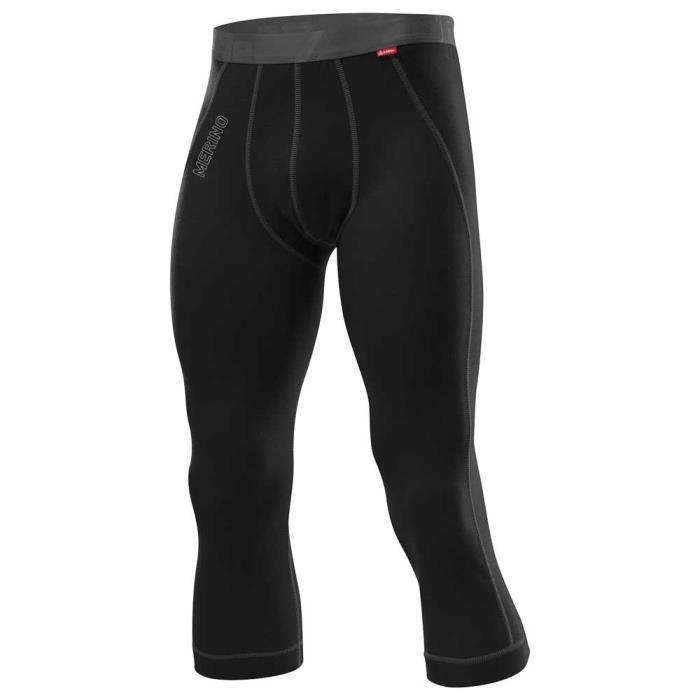 Vêtements homme Sous vêtements techniques pantalons Loeffler 3-4 Transtex Merino Pants