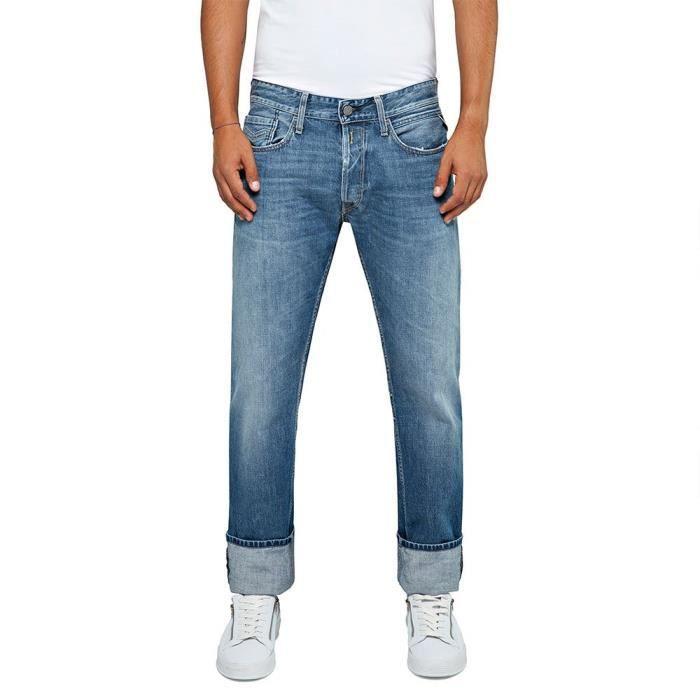 Vêtements Homme Pantalons Replay Newbill L32