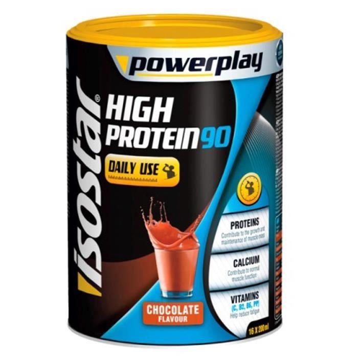 ISOSTAR Poudre de High Protein 90 - 400 g