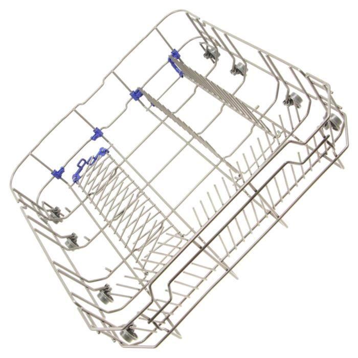 Panier inférieur complet - Lave-vaisselle - THOMSON, CONTINENTAL EDISON, QILIVE (33985)