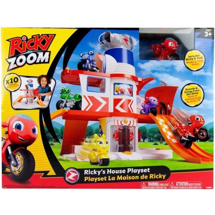 Playset La Maison de Ricky