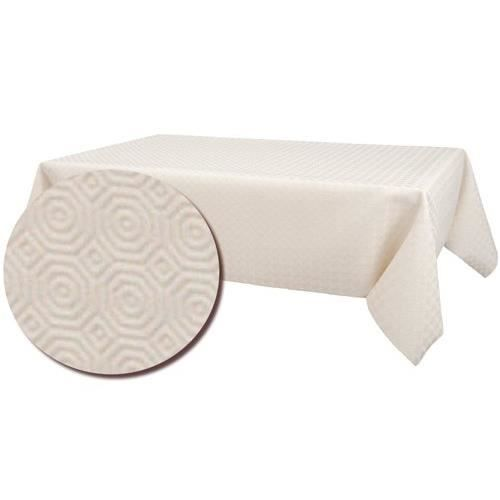 Sous nappe protection de table blanc diff re achat for 2 sous de table