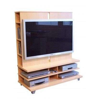 meuble tv mural cork h tre achat vente meuble tv. Black Bedroom Furniture Sets. Home Design Ideas