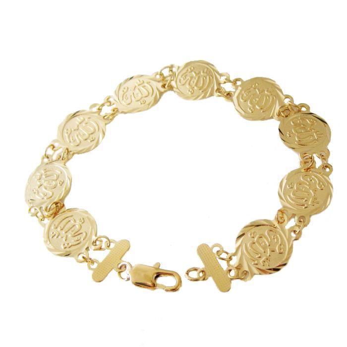 longueur moyenne bracelet femme