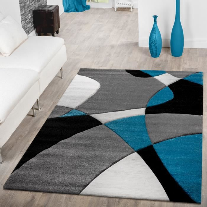 tapis turquoise achat vente tapis turquoise pas cher. Black Bedroom Furniture Sets. Home Design Ideas