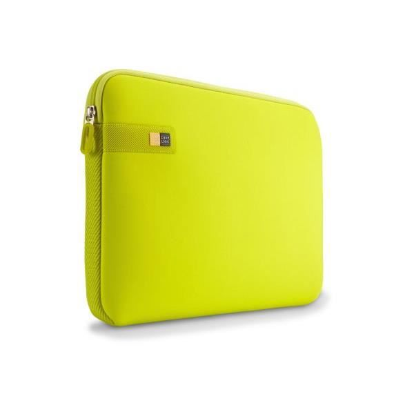 Housse caselogic macbook pro air 13 39 39 ve vert achat for Housse macbook air 13