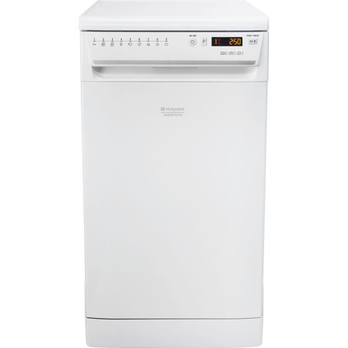 Lave vaisselle hot point hotpoint ariston lsb7m121xeu lave vaisselle integrable lave vaisselle - Lave vaisselle encastrable 10 couverts ...
