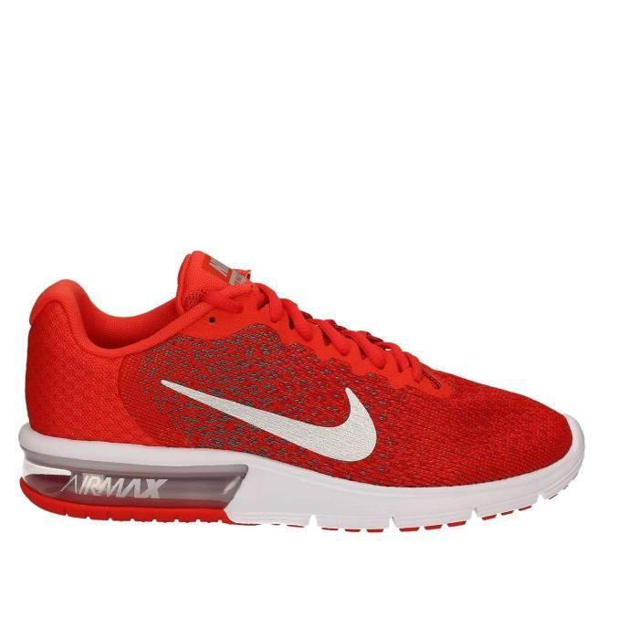 the latest bfc44 8462b BASKET Nike Air Max Sequent 2 Chaussures de course pour h