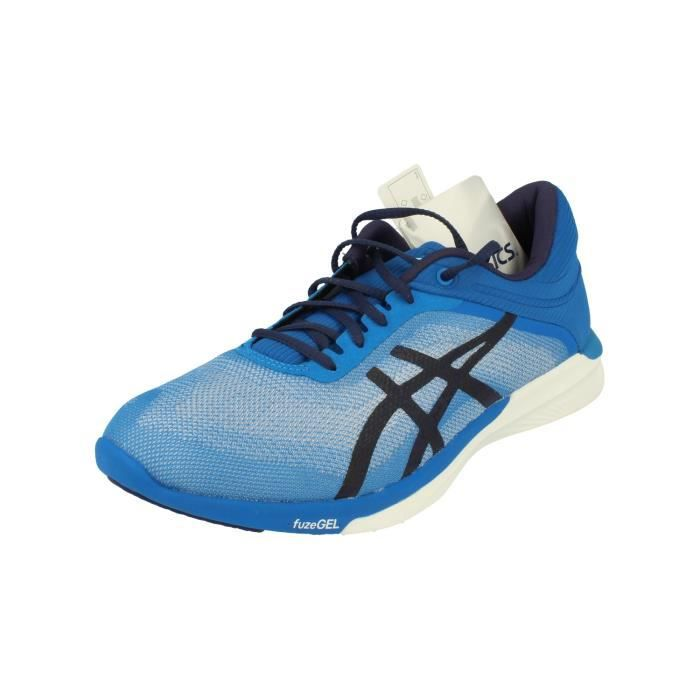 Asics Fuzex Rush Hommes Running Trainers T735N Sneakers Chaussures