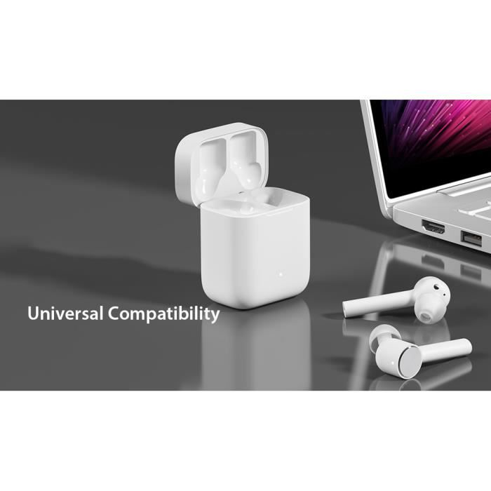 CASQUE - ÉCOUTEURS Écouteurs Bluetooth Xiaomi Mi Airdots Pro Oreillet