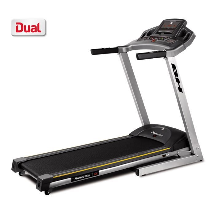 Tapis De Course Pioneer Run Dual G6483 Bh Fitness Prix Pas Cher Cdiscount