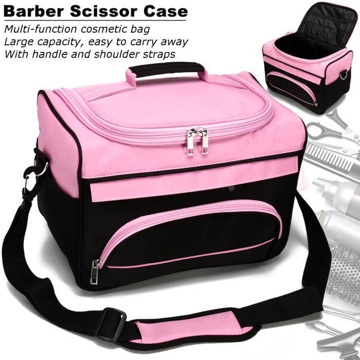 Hairdressing Bag-LQ Artiste Sac /à Dos Multifonctions Voyage Portable cosm/étiques Bo/îte de Rangement /étanche Sac de Rangement Sac /à Dos Coiffure Outil
