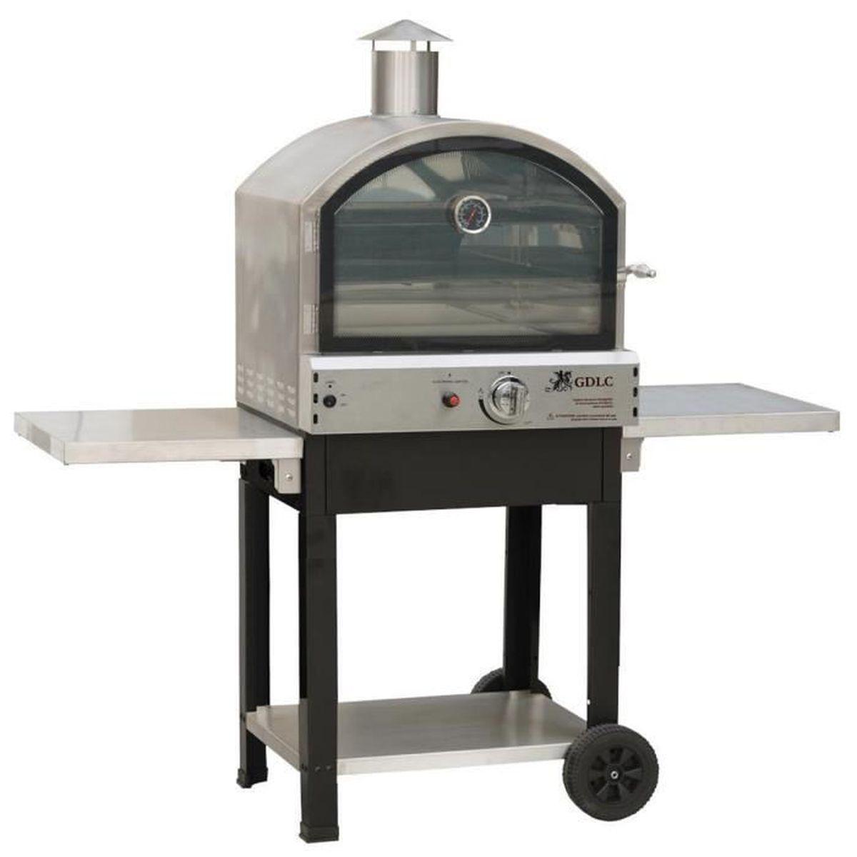 Four À Pizza Extérieur barbecue en pierre four a pizza