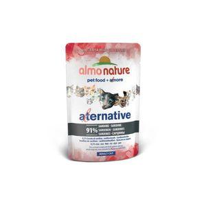 PRODUIT DE SARDINE ALMO NATURE Alternatives Pour Sardine 55gr - Nourr