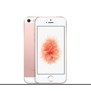 SMARTPHONE Apple iPhone SE 64go or rose smartphone