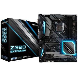 CARTE MÈRE Carte mere ASRock Z390 Extreme 4, Intel Z390 - Soc
