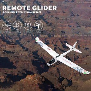 Avion T/él/écommand/é Jouet Wltoys XK-A800 new Avion EPO Materials Aile fixe /à 5 canaux Planeur Envergure 780mm airplane rc