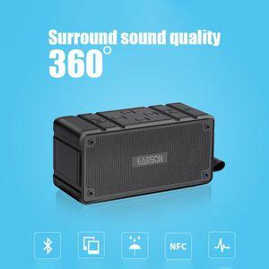 ENCEINTE NOMADE IP65 Portable BT4.2 Haut-parleur en silicone Sufac