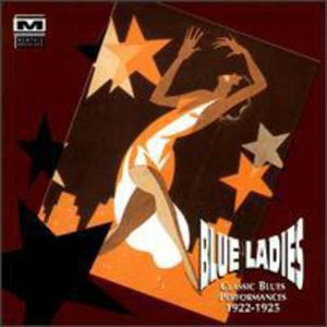 CD JAZZ BLUES Blue Ladies - Blue Ladies