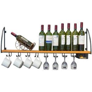 Empilable casier à vin en 30 ou 60 bouteilles Champagne Bar métal autoportante Accessoire