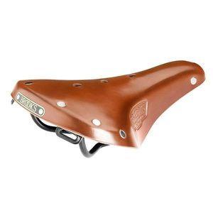 SELLE - TIGE DE SELLE BROOKS Selle de vélo B17 S Classic - Miel