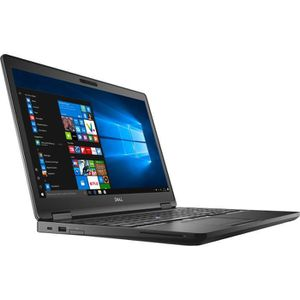 ORDINATEUR PORTABLE Ordinateur Portable - DELL Latitude 5000 5590 - 15