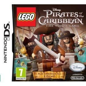 JEU DS - DSI Lego Pirates of the Caribbean: The Video Game (Nin