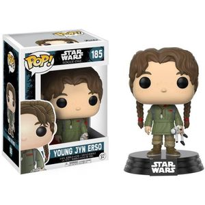 FIGURINE - PERSONNAGE Figurine Funko Pop! Star Wars Rogue One : Young Jy