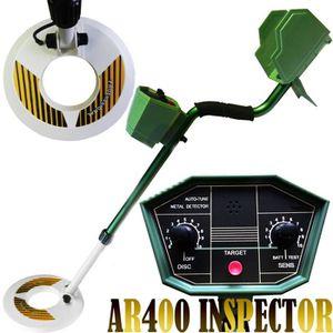 DÉTECTEUR DE MATÉRIAUX Détecteur de métaux Deep Target Inspector AR400 Pi