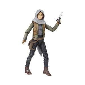 FIGURINE - PERSONNAGE Hasbro - Star Wars - Figurine Black Sergeant Jyn E