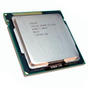 PROCESSEUR Processeur CPU Intel Xeon E3-1230 SR00H 3.20Ghz LG