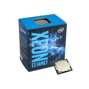 PROCESSEUR INTEL Processeur Xeon E3-1270 v6 Quad-core - 3,80