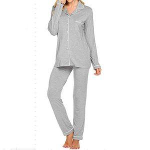 PYJAMA PYJAMA Stripe Pantalon à manches longues Pyjama So