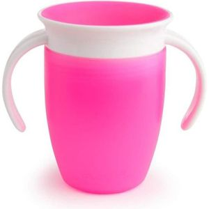TASSE D'APPRENTISSAGE Munchkin Tasse Miracle 360 ​​d'apprentissage 207ml