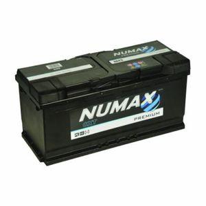 STATION DE DEMARRAGE Batterie de démarrage Numax Premium L6 020 12V 110