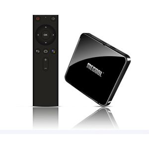 BOX MULTIMEDIA TV Box Lecteur Multimédia MECOOL KM3 Google Certif