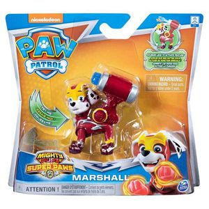 FIGURINE - PERSONNAGE Mighty Pups / Super Paws