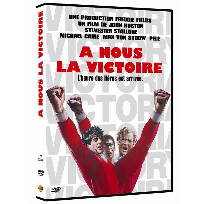 DVD A nous la victoire