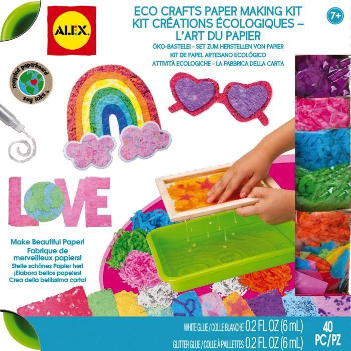 ALEX Le Kit De L'Art Du Papier