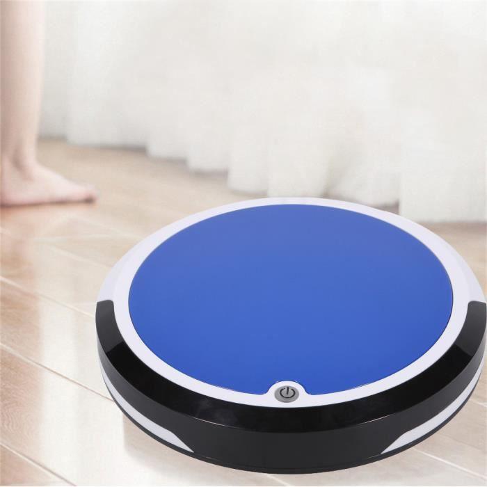 Nettoyeur rechargeable Robot Aspirateur Intelligent Floor Cleaner Machine de balayage ROBOT CLEANER 2