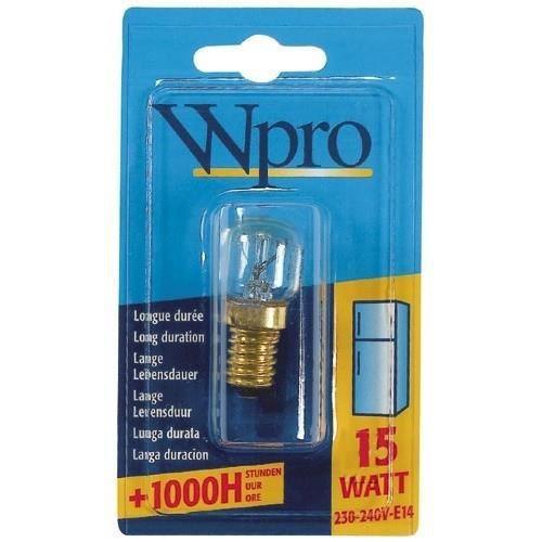 AMPLOULE E14 T22 15W POUR REFRIGERATEUR DIVERS MARQUES 5315721 - * LAMPE POUR FRIGO E14 - 15W - BVMPièces