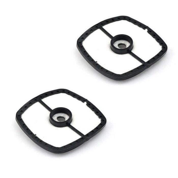2 x Filtre à Air Pièce de Rechange Elément Filtrant pour Ventilateur de taille-haies A226001410 SRM 210 225 HC150 tondeuse à Ve48058