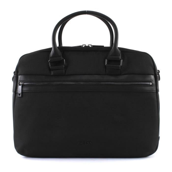 GUESS Global Function Workbag Black [48541]