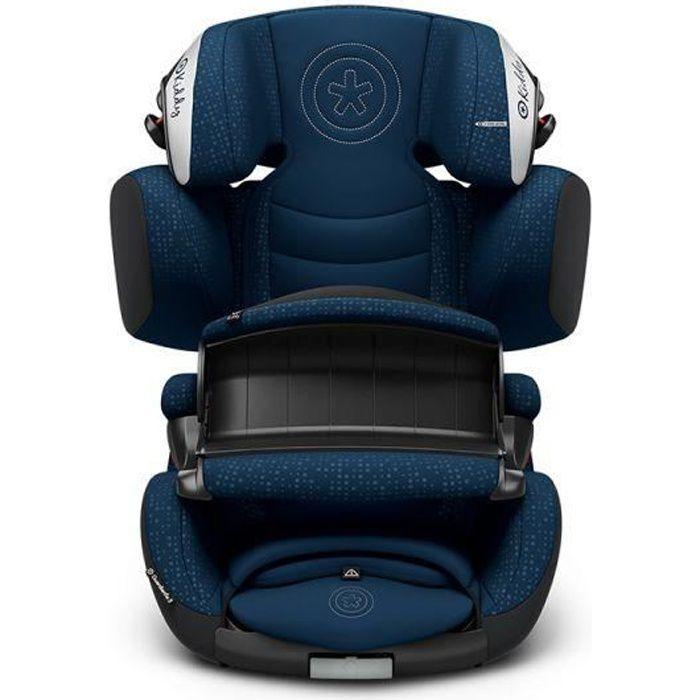 KIDDY Siège auto Guardianfix 3 - Bleu indigo