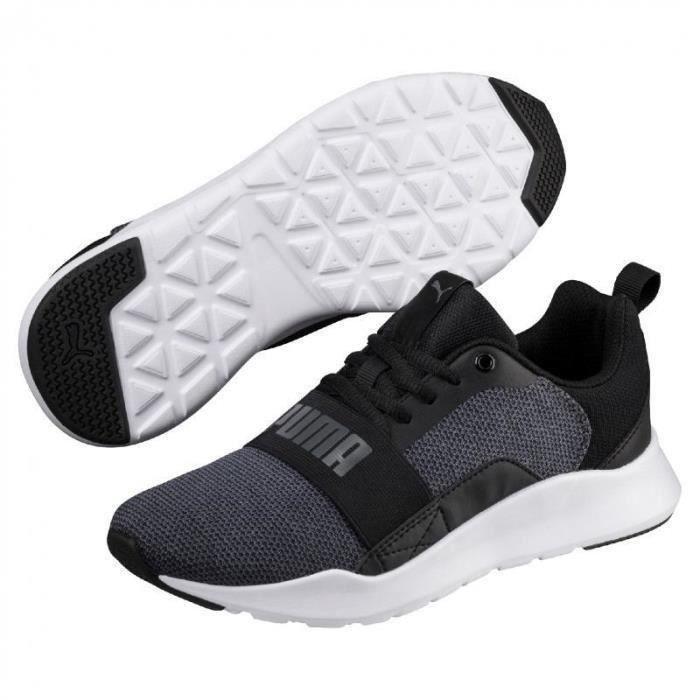 Chaussures de lifestyle junior Puma Wired Knit